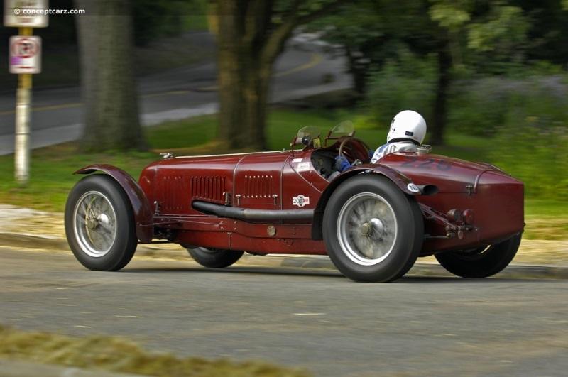 1932 Maserati 8C 3000/M Chassis 3004