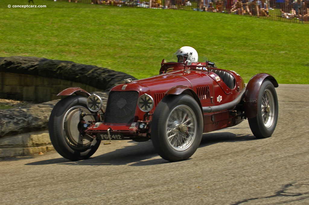 1932 Maserati 8C 3000/M - conceptcarz.com