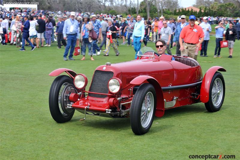 1933 Maserati 8CM Chassis 3006