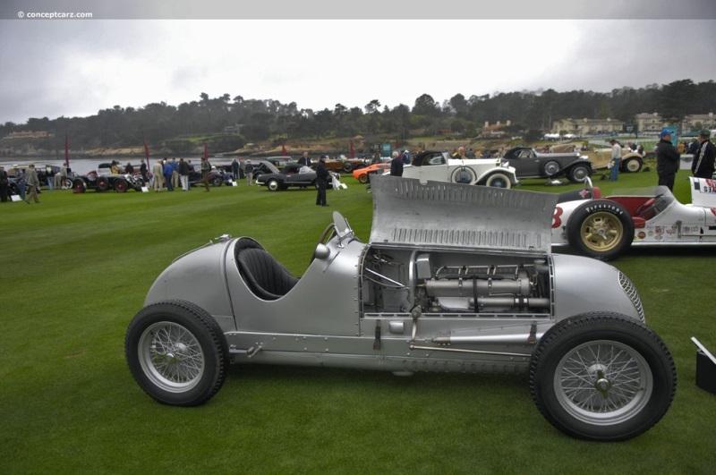 1937 Maserati 6CM