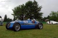 1938 Maserati 8CTF 3030