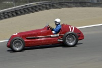 1939 Maserati 4CL.  Chassis number 1564