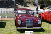 1949 Maserati A6/1500.  Chassis number 059