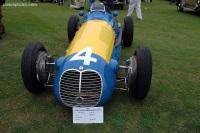 1949 Maserati 4CLT/48