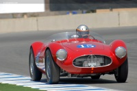 1954 Maserati A6 GCS image.