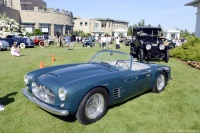 1954 Maserati A6G/54 2000.  Chassis number 2101/2101