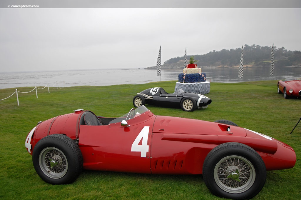 1955 Maserati 250f Image Chassis Number 2515