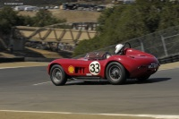 1956 Maserati 300S.  Chassis number 3057