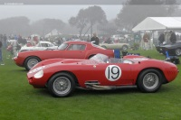 1956 Maserati 450 S image.