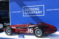 1956 Maserati 250F.  Chassis number 2525