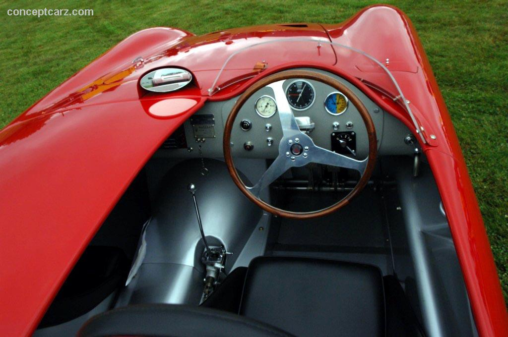 1956 Maserati 300s Image Chassis Number 3062