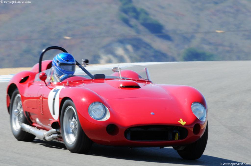 B And B Auto Sales >> 1957 Maserati 450 S | conceptcarz.com