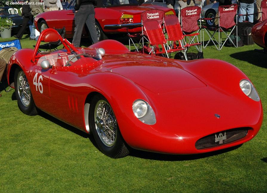 1957 Maserati 150 S