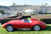 1957 Maserati 300 S.  Chassis number 3070
