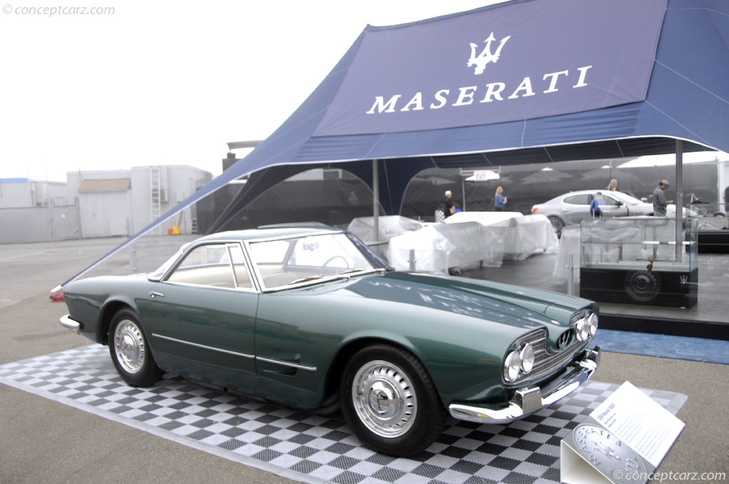 1959 maserati 5000 gt image. chassis number 103-004. photo 5 of 18
