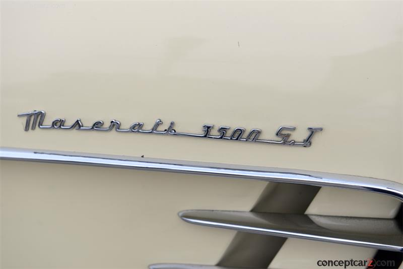 1959 Maserati 3500GT