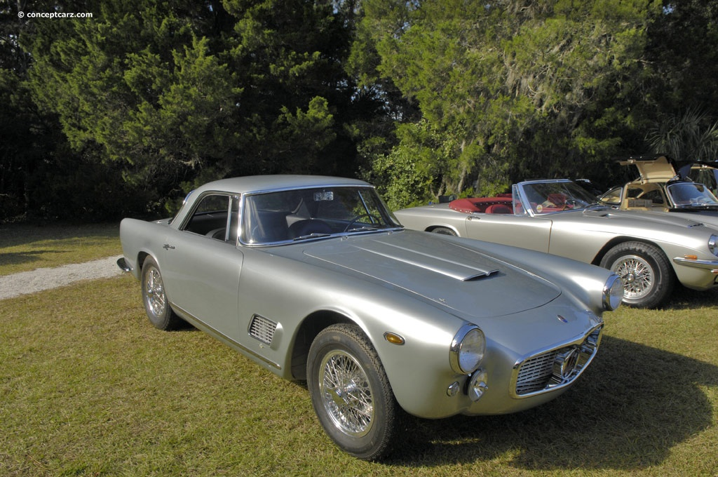 1960 Maserati 3500gt Touring Image