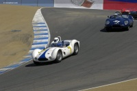 1960 Maserati Tipo 61 Birdcage.  Chassis number 2458