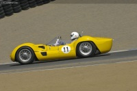 1960 Maserati Tipo 61 Birdcage.  Chassis number 2467