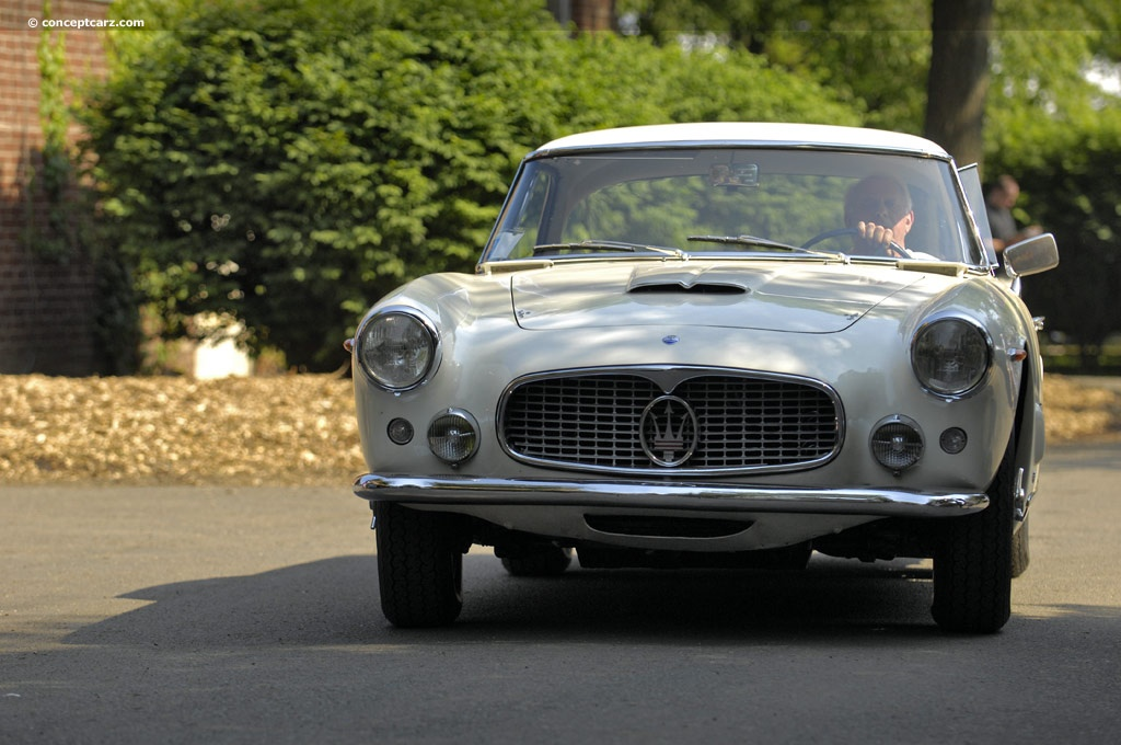Auction Results And Sales Data For 1961 Maserati 3500 Gt