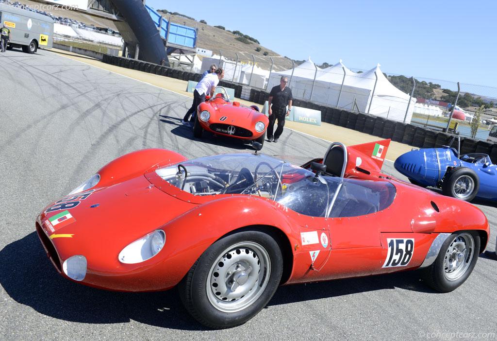 Maserati Alfieri Price >> 1961 Maserati Tipo 63 Birdcage Image. Chassis number 63004. Photo 21 of 62