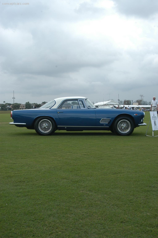 1962 Maserati 3500 Gti Image