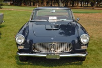 1962 Maserati 3500 GTi.  Chassis number AM 101 2074