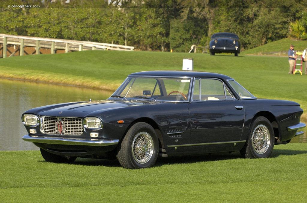 1962 Maserati 5000 GT | conceptcarz.com