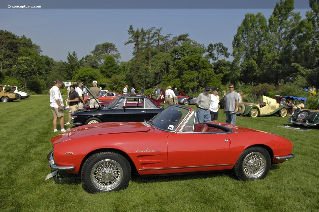1964 Maserati 3500 GTi