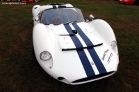 1961 Maserati Tipo 63 Birdcage image.