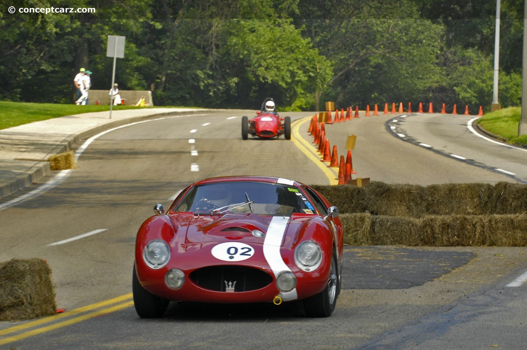 1965 maserati tipo 151 pictures, history, value, research, news