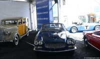 1966 Maserati Sebring.  Chassis number AM101/10-367