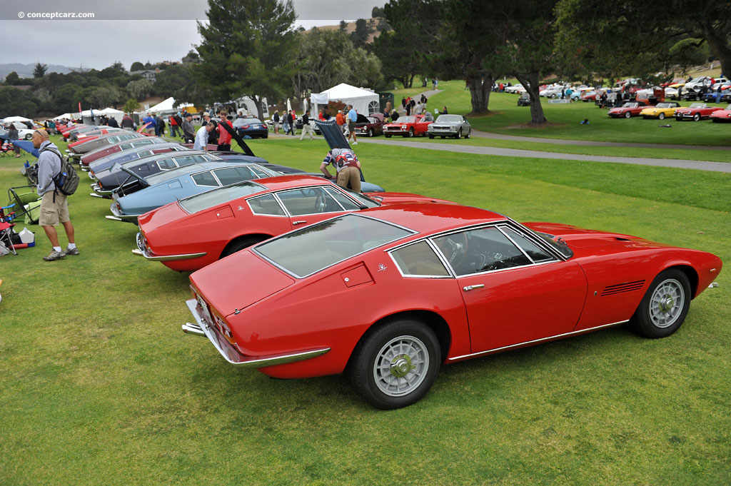 Auction Results and Sales Data for 1967 Maserati Ghibli