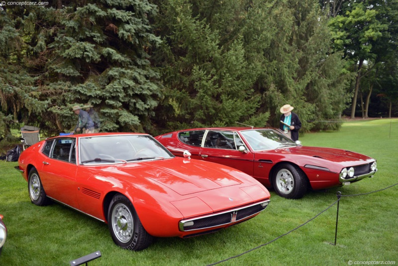 1967 Maserati Ghibli Image. Photo 22 of 38