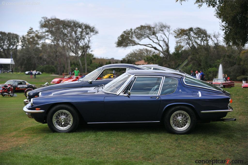 1967 Maserati Mistral