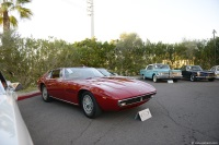 1967 Maserati Ghibli.  Chassis number AM115 062