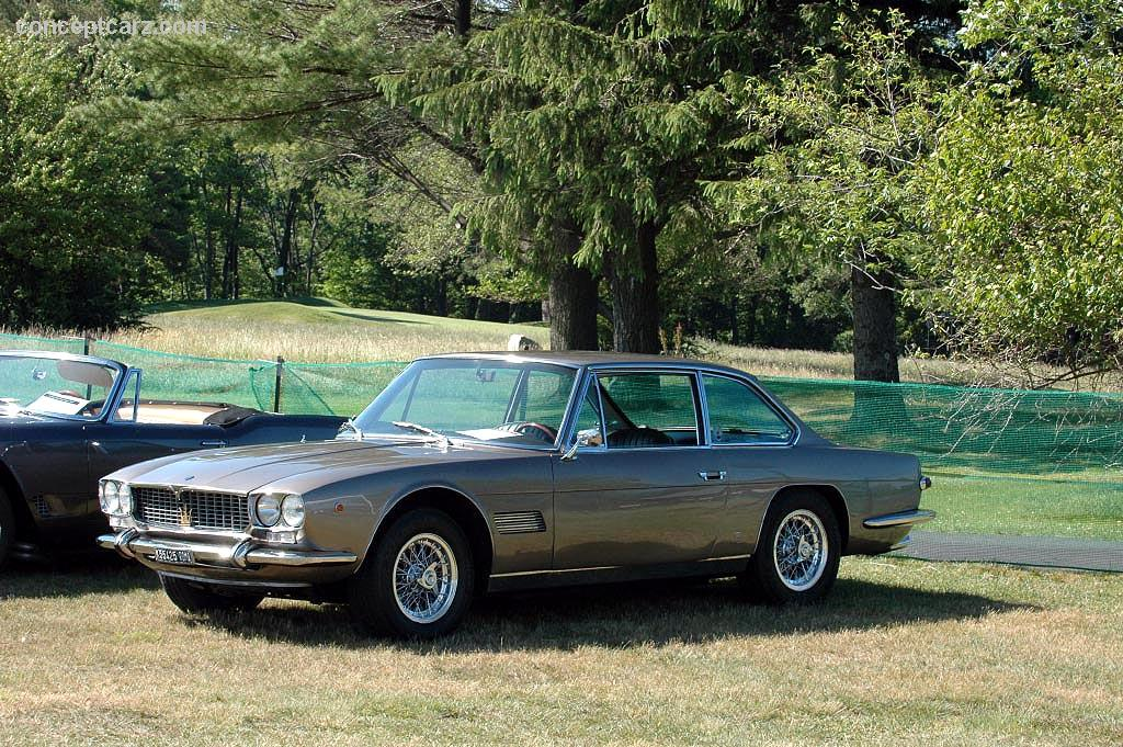 Auction Results and Sales Data for 1967 Maserati Mexico
