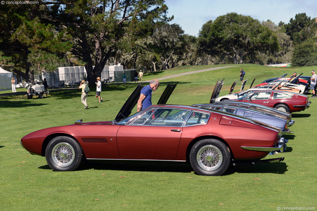 1968 maserati ghibli for sale