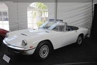 1970 Maserati Mistral image.