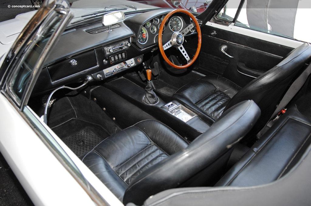 1970 Maserati Mistral