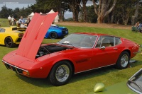 1971 Maserati Ghibli.  Chassis number 1115-492162