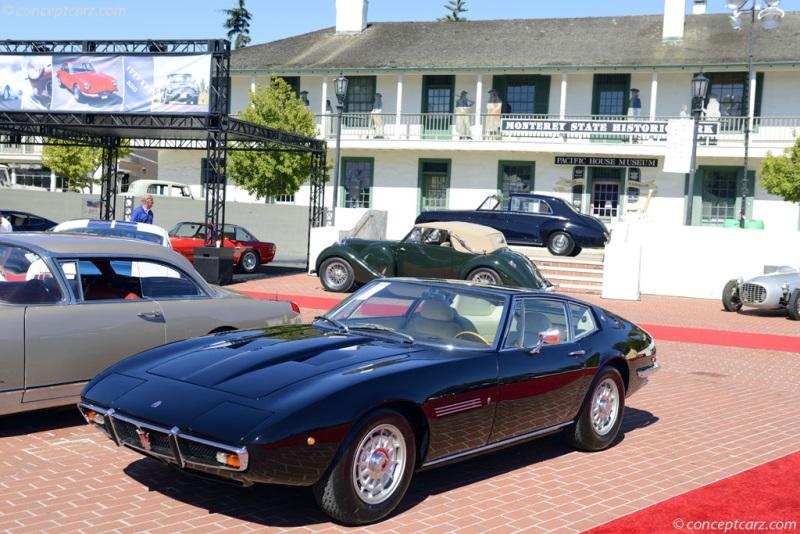 1972 Maserati Ghibli