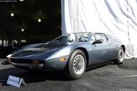 1973 Maserati Bora.  Chassis number AM117 49US652