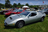 1974 Maserati Merak image.