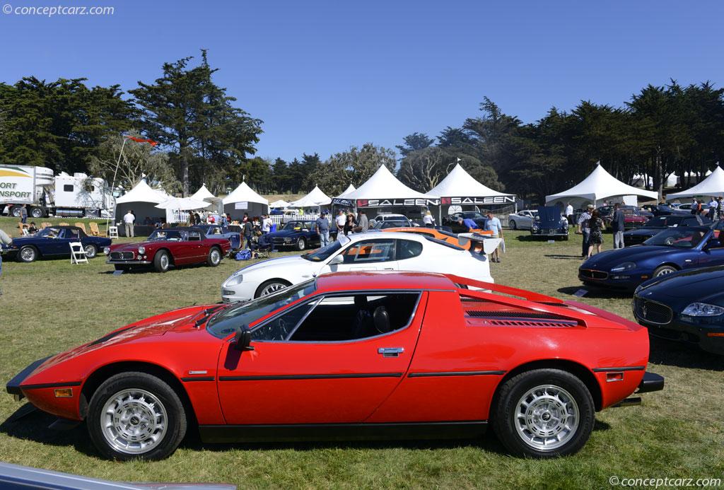 1977 Maserati Merak | conceptcarz.com