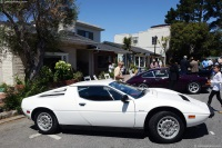 1977 Maserati Merak.  Chassis number AM1122US2250