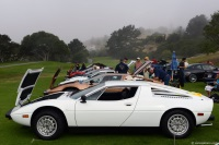 1977 Maserati Merak.  Chassis number AM1122US2250