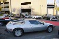 1978 Maserati Merak.  Chassis number AM122.A.US.2258