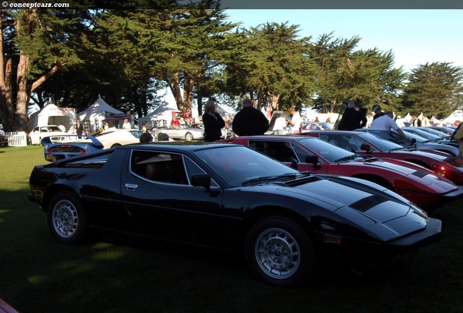 1979 Maserati Merak SS Image. Photo 5 of 5