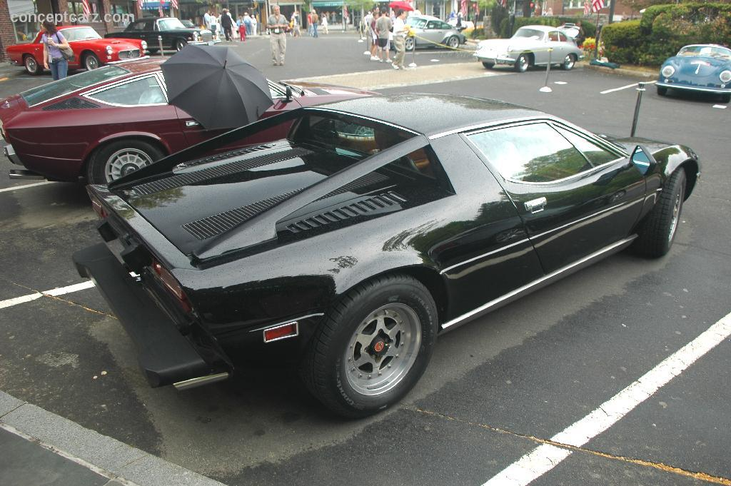 auction results and sales data for 1980 maserati merak